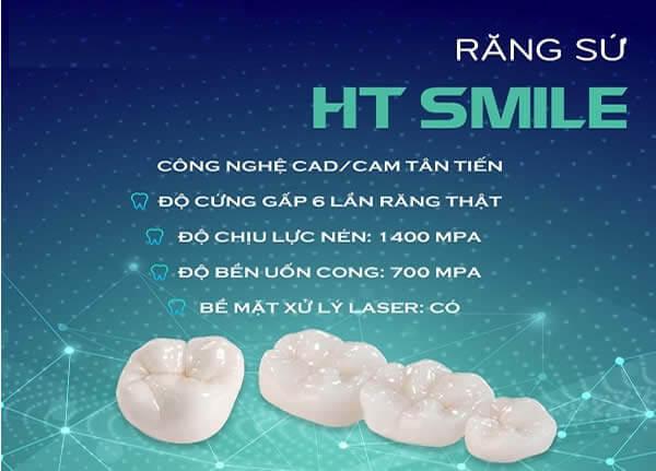 Răng Sứ HT Smile Là Gì? Những Ưu Điểm Vượt Trội Của Răng Sứ HT Smile - ảnh 2