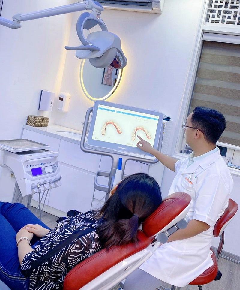 Niềng răng trong suốt là gì   thiết bị máy móc mới hiện đại